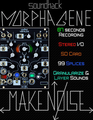 Make Noise Morpagene